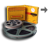 Pittsburgh Pictures converts your home movies to dvd. We can transfer tape or film into crystal clear digital.